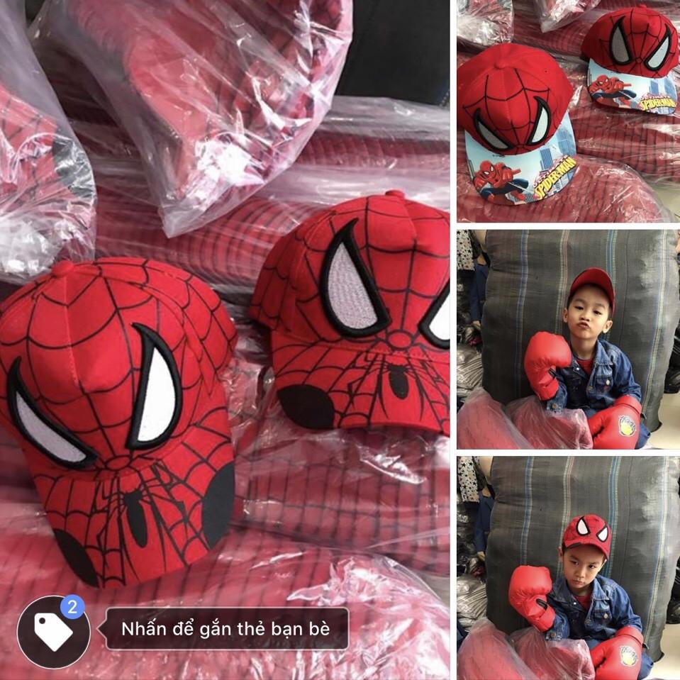 Mũ nhện siêu hot - HẾT HÀNG